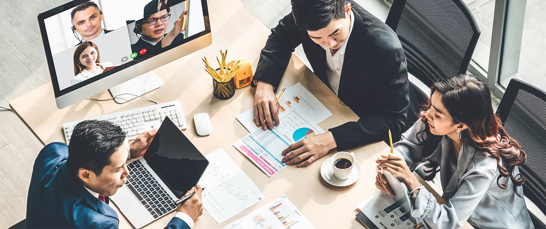Travail Clef en main pour strategies communication